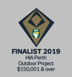 2019: HIA Perth Housing Awards Finalist